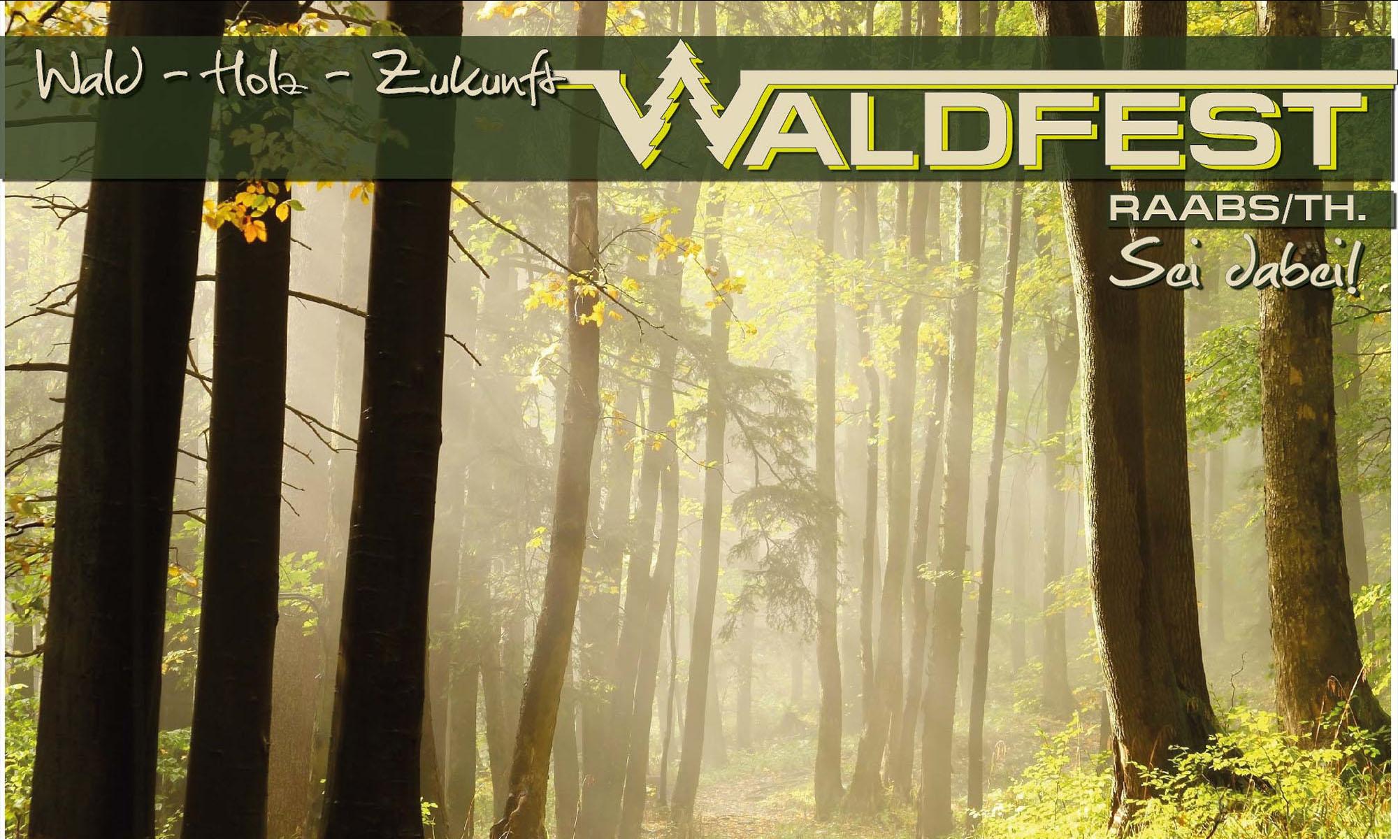 Waldfest Raabs/Thaya
